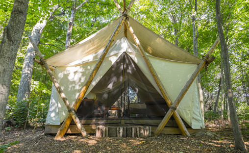 the ultimate glamping business guide